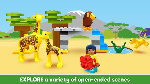 LEGO DUPLO WORLD screenshot 9