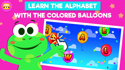 ABC Games : Cute Animals ABC Game for Children apkmr screenshots 2