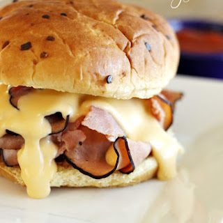 Arby's Ham and Cheddar Melt (Copycat)