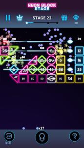 Bricks Breaker Neon 9 4