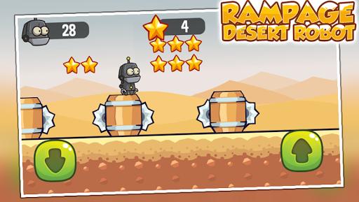 Code Triche Rampage Desert Robot mod apk screenshots 2