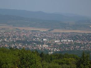 Photo: Pilisvörösvár madártávlatból