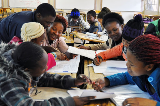 IkamvaYouth, a nonprofit organisation, works with more than 2,000 learners in five provinces. Picture: SUPPLIED