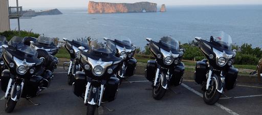 Le Quebec à moto