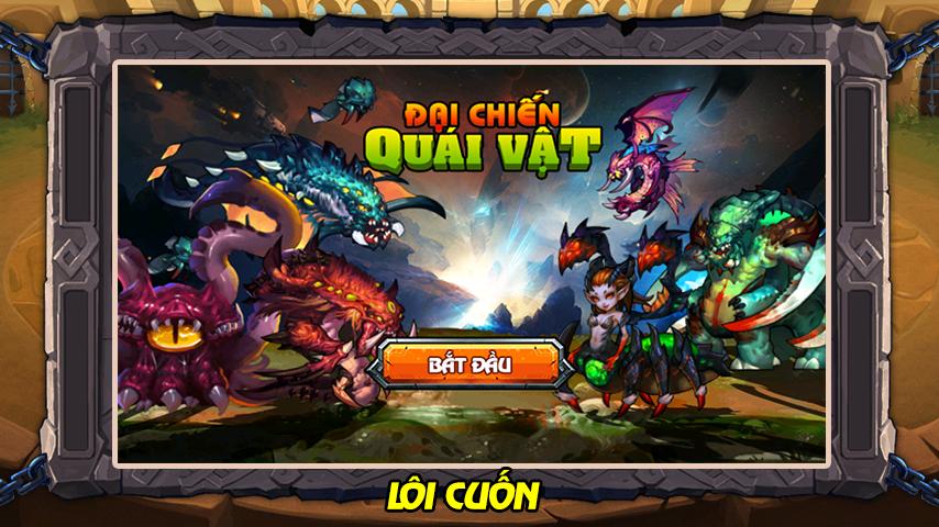 android Manh Thu Dai Chien Screenshot 2