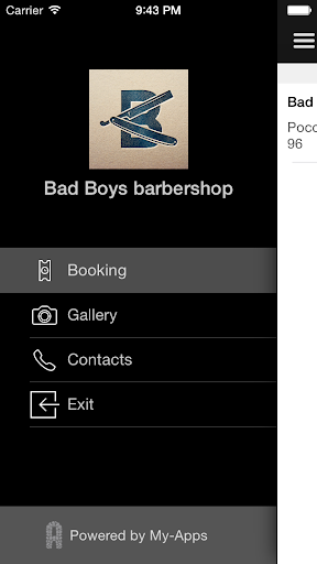 Bad Boys barbershop