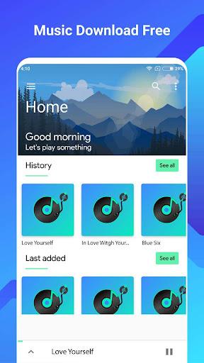 Download Music Free - Music downloader 1.4 03-01-2020 screenshots 1