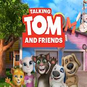 Tải Game كرتون توم المتكلم والأصدقاء