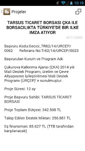 Tarsus Ticaret Borsası 玩財經App免費 玩APPs