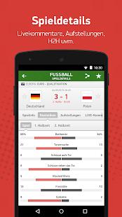 Sport Ergebnisse App