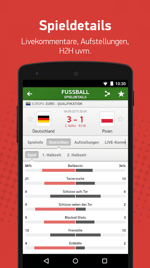 bundesliga flashscore