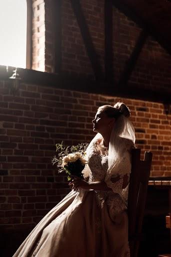 Wedding photographer Kristina Dudaeva (KristinaDx). Photo of 20.02.2019