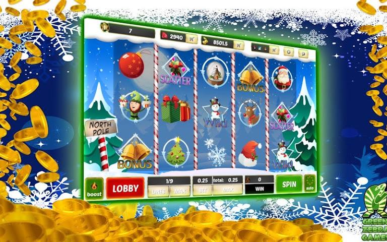 android Winter Wonderland Slots Screenshot 9