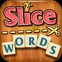 Slice Words icon