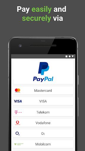PayByPhone Parking screenshot 1