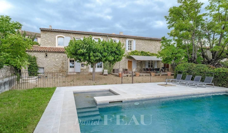 Maison avec piscine Cucuron