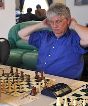 Photo: Dan (Daniel) Scoones - National master (Canada) since 1984. B.C. Champion 1977 and 1984. Runner-up 1991 and 2002. B.C. Open Champion 1972 and 1982. B.C. Under 14 Champion 1964-65-66