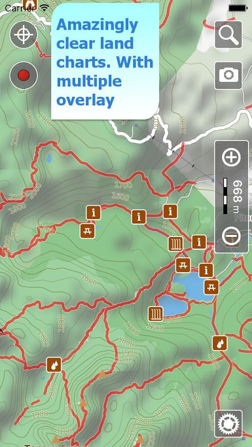Trails of Durmitor NP- screenshot