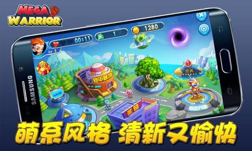 Mega Warrior - Chinese