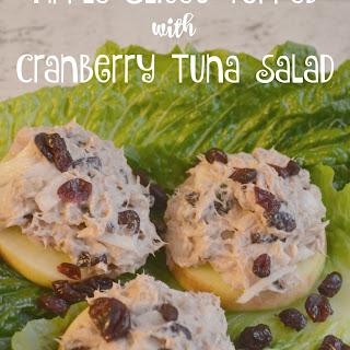 Tuna Apple Walnut Salad Recipes
