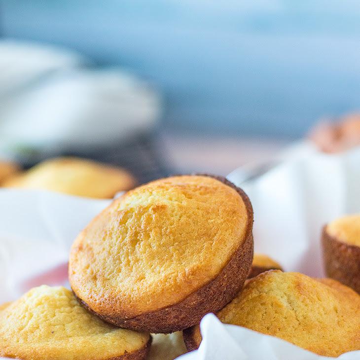 Cornbread Muffins Recipe