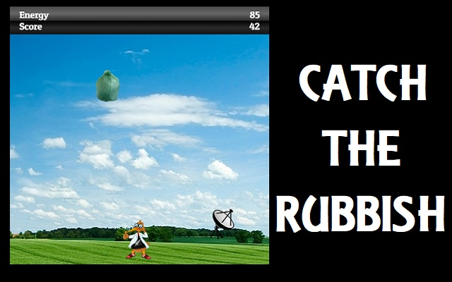 Catch The Rubbish | KoiKiwi Ecology Games