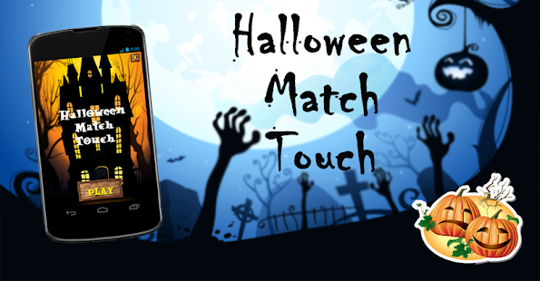 Halloween Match Touch - náhled