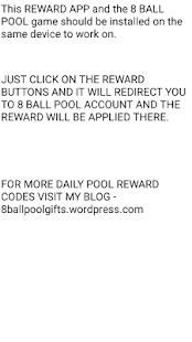 Easy Pool Rewards- Unofficial Pool Rewards - náhled