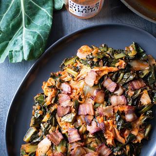 Collards and Kimchi