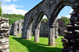 Photo: cymer abbey