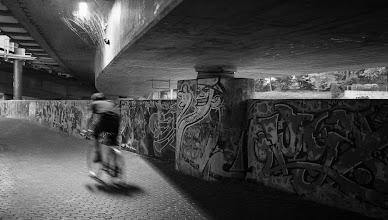 Photo: expressway...  Fuji X100s @ ISO6400  #street #streetphotography #shootthestreet  #blackandwhite #blackandwhitephotography #bw #monochrome