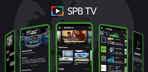 Приложения в Google Play – SPB TB – бесплатное онлайн ТВ ...