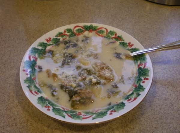 My Toscano Soup