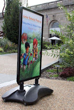 Photo: Junior Botanist Day at the U.S. Botanic Garden at the foot of the US Capital