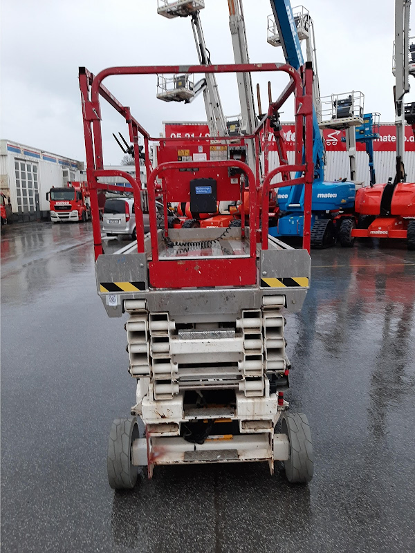 Picture of a JLG 2646ES
