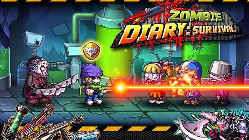 Zombie Diary 1.3.0 screenshots 1