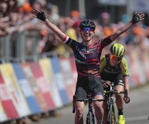Annemiek van Vleuten en Marianne Vos grijpen naast de zege in Amstel Gold Race voor vrouwen