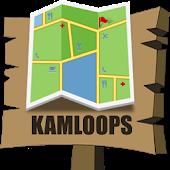 Kamloops Map
