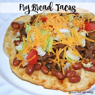 Fry Bread Tacos.
