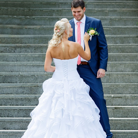 Svatební fotograf Jan Gebauer (gebauer). Fotografie z 06.10.2017