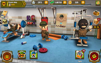 Pocket Troops: The Expendables APK screenshot thumbnail 14