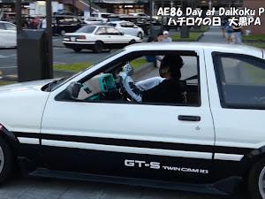 スプリンタートレノ AE86のカスタム事例画像 ERROR404さんの2020年08月09日02:04の投稿