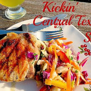 Kickin' Central Texas Coleslaw