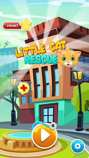 Little Cat Rescue apkdebit screenshots 1