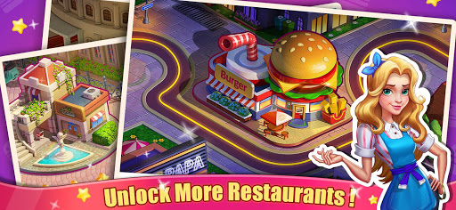 Crazy Cooking Tour: Chef's Restaurant Food Game apktram screenshots 3
