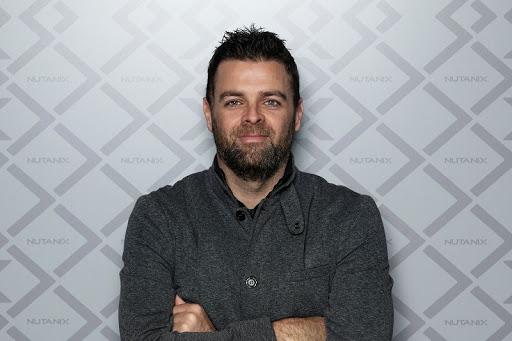 Rowen Grierson, Sales Director, Sub-Saharan Africa, Nutanix.