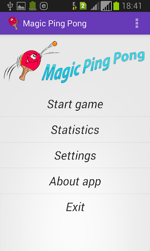 Magic Ping Pong