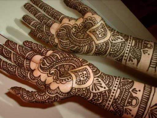 Mehndi Design Application