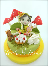 Photo: The Fairy Pumpkin by Torte Di Ivana  (9/7/2012) View cake details here: http://cakesdecor.com/cakes/28002