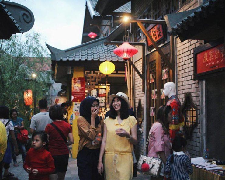 spot instagramable chinatown bandung